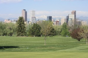 Denver's City Park Photo: David Herrera, Wikimedia