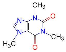 Caffeine  Source: Commons. wikimedia.org