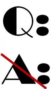Q A image