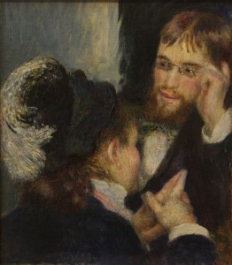 Auguste Renoir, The Conversation Wikipedia.org