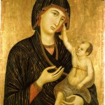 Madonna and Child,1284 wikipedia.org