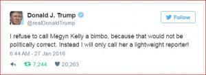 Trump Twitter Kelly